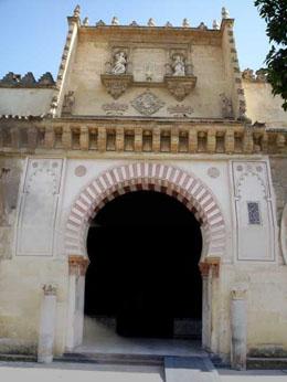 Mezquita de c rdoba puerta de las palmas asersa online - Puertas las palmas ...