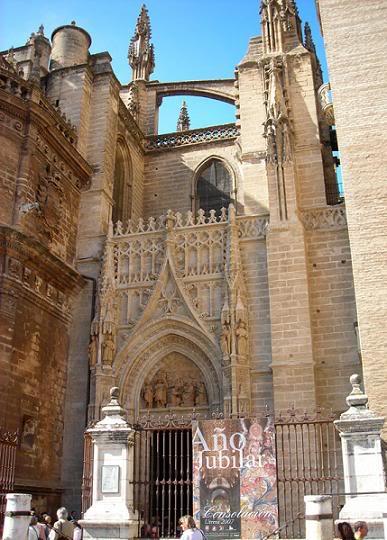Catedral de sevilla puerta de palos asersa online - Puertas uniarte sevilla ...